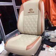 Bọc ghế da ô tô Toyota Altis