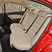 Bọc ghế da ô tô Mazda 3
