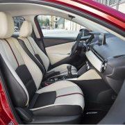 Bọc ghế da ô tô Mazda 2
