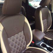 Bọc ghế da ô tô Nissan Navara