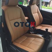 Bọc ghế da ô tô Toyota Innova