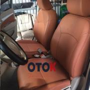 Bọc ghế da ô tô Suzuki Ertiga