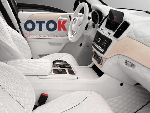 Độ nội thất ô tô: Cá tính, phong cách người yêu xe
