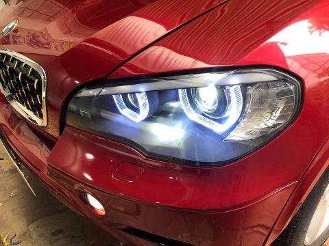 Độ đèn ô tô Thanh Hóa